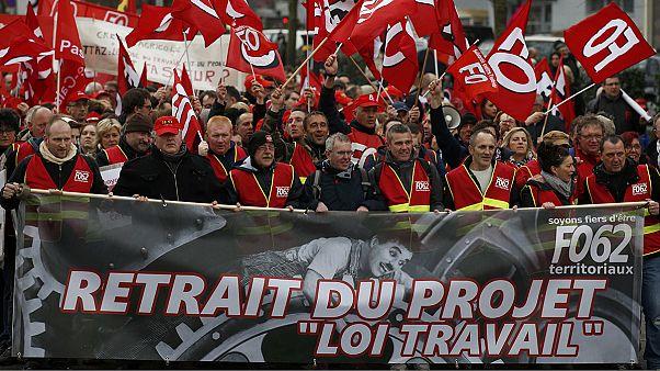 Francia: quinta #NuitDebout y nueva movilización contra la reforma de la ley del Trabajo