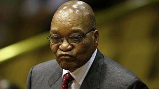 Zuma survives Parliamentary impeachment processes