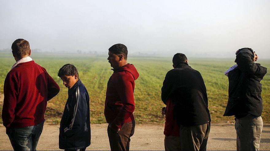 Le renvoi de migrants vers la Turquie ne stoppe pas les traversées