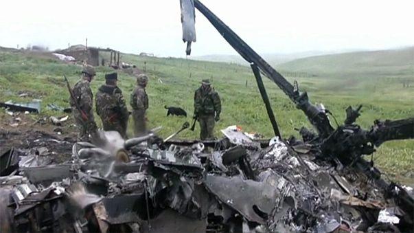 أذربيجان وإلانفصاليون الأرمن يعلنون وقف النار في ناغورنو كاراباخ