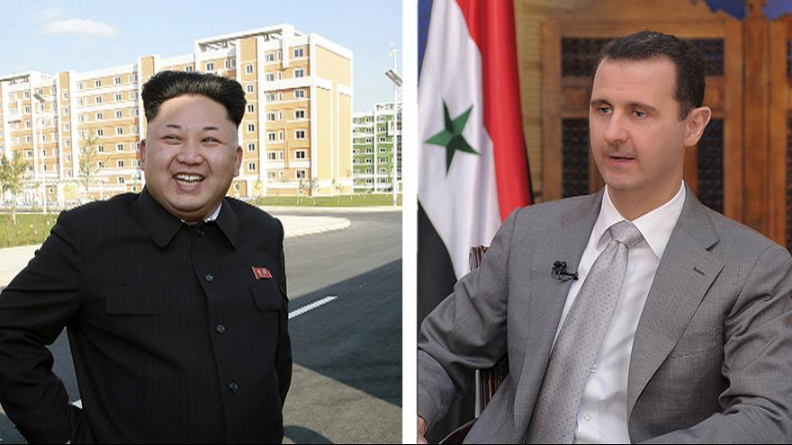 Panama Papers show how Syria and North Korea 'evaded sanctions'