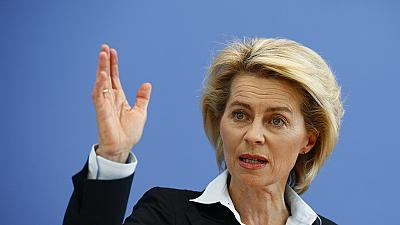 German Defence Minister asks Malian gov't to disarm rebels