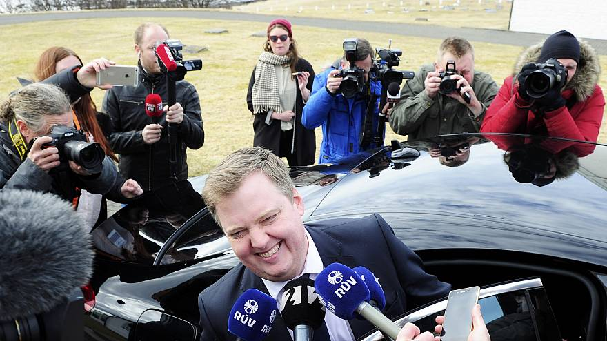 'Panama Papers': Iceland's prime minister requests dissolution of parliament