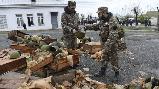 Once fechas para entender el conflicto en Nagorno Karabaj
