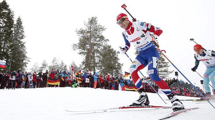 Biathlon efsanesi Bjorndalen'den devam kararı
