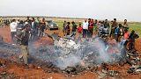Siria: abbattuto aereo del regime. Pilota in mano ad al-Nusra