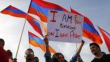Ermeniler Avrupa'da protestolara hazırlanıyor