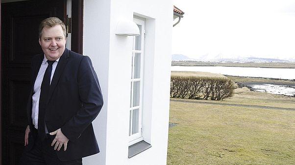 """""""Panama Papers"""": le Premier ministre islandais démissionne"""