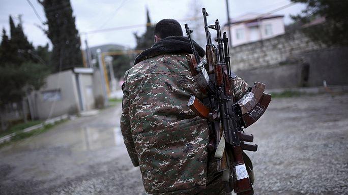 Tűzszünet Hegyi-Karabahban