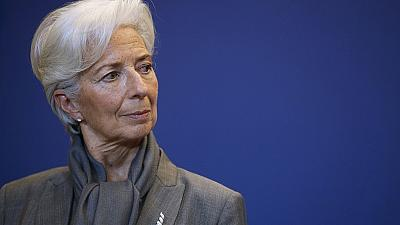 IMF chief Lagarde hints global recovery too weak and fragile