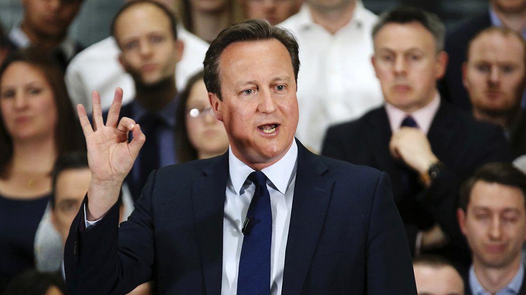 Panamá: Cameron nega ter cometido irregularidades