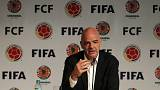 FIFA chief, Gianni Infantino, dragged into Panama Papers scandal