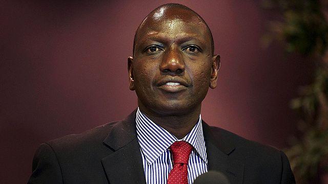 La CPI abandonne les poursuites contre le vice-président kényan William Ruto