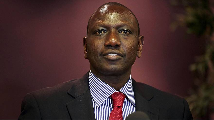 La CPI abandonne les poursuites contre le vice-président kényan William Ruto