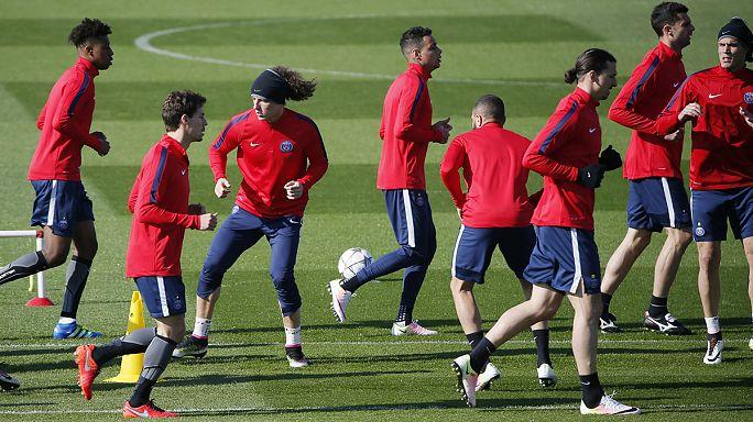 Ligue des champions : le PSG attend Manchester City