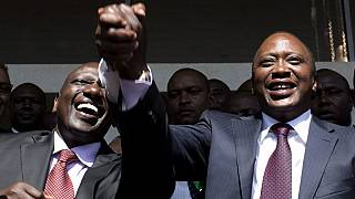 Kenyatta welcomes ICC ruling; scores of Ruto supporters celebrate