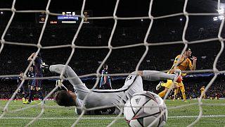 برشلونة يثأر من هزيمة الكلاسيكو بفوزه على أتليتيكو مدريد... فيما بايرن ميونيخ يفوز بصعوبة على بنفيكا