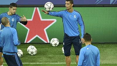 Real to carry 'El Clasico' winning momentum to Wolfsburg, PSG face Man City