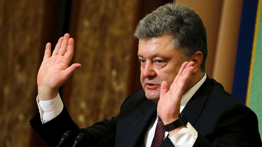 Panama Papers: Presidente ucraniano garante que não violou qualquer lei