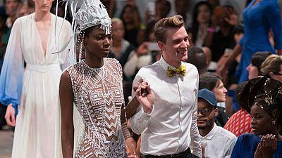 Mode : Johan Coetzee fait le beau temps à Jo'burg