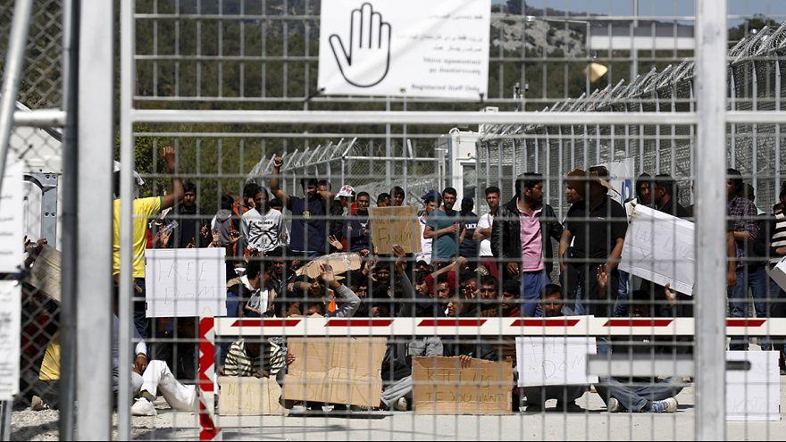 La Commission européenne propose différentes options pour réformer le droit d'asile