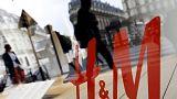 H&M victime du dollar fort et de l'hiver doux