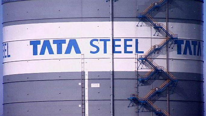 İngiltere hükûmeti Tata Çelik'in ayrılacağı çelik sektörüne çare arıyor