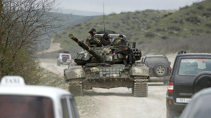 Németország is közvetítene a hegyi-karabahi válságban