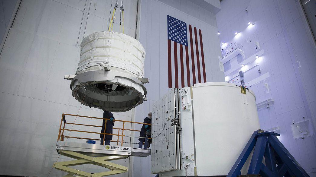 """Quartos de """"hotel"""" para astronautas em teste na Estação Espacial Internacional"""