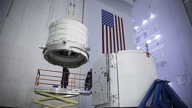 La NASA teste des chambres gonflables pour agrandir l'ISS