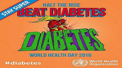 Raising awareness on Diabetes: World Health Day