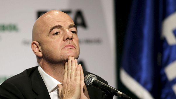 """İsviçre polisinden UEFA'ya """"Panama belgeleri"""" baskını"""