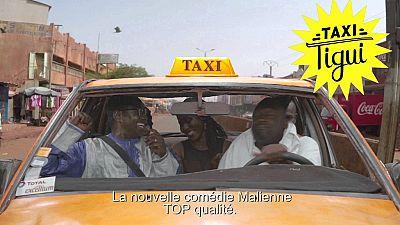 """Mali : """"Taxi Tigui"""", la série qui défie les télénovelas"""