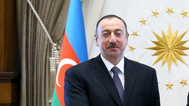 El presidente de Azerbaiyán fundó un imperio de empresas en paraísos fiscales