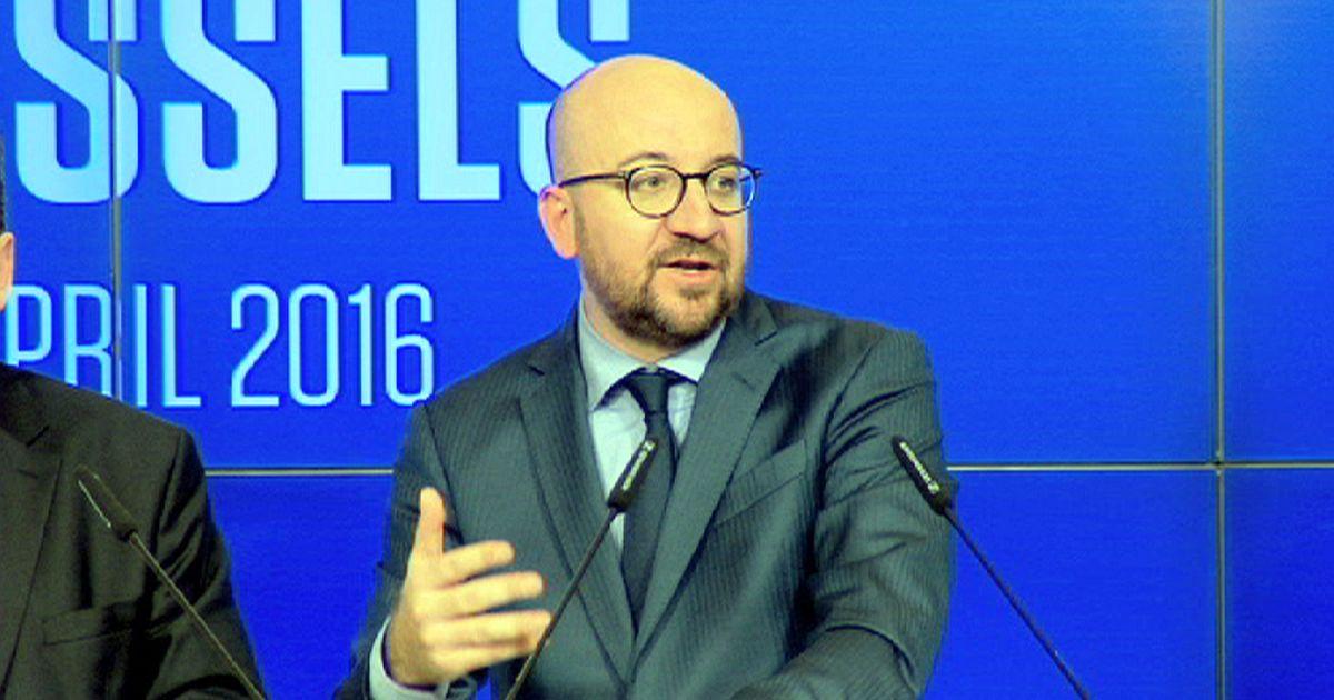 charles michel d 233 fend la belgique euronews le bureau de bruxelles