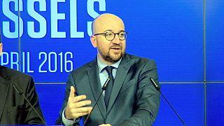 """Charles Michel: """"Es hat keine politischen Fehler gegeben"""""""