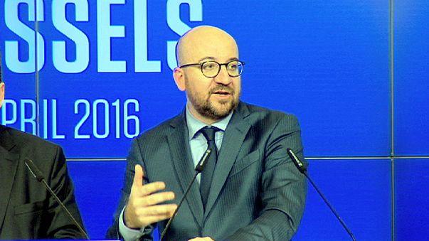 A belga vezetők szerint normalizálódik a helyzet Brüsszelben
