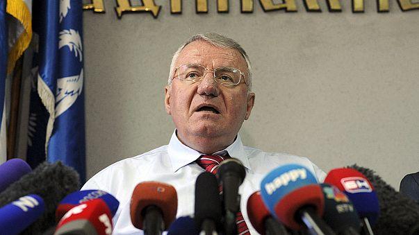 Vojislav Seselj'in beraati temyize taşınıyor
