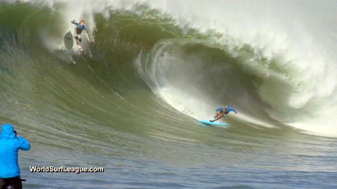 Sörf kazaları TAG Heuer Wipeout Ödülü için yarışıyor