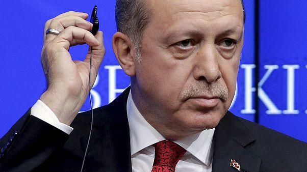 Anti-Erdogan-Schmähgedicht beschäftigt deutsche Richter
