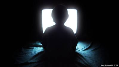 How is TV consumption changing around the world?