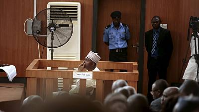 Nigeria's Senate President under pressure to resign