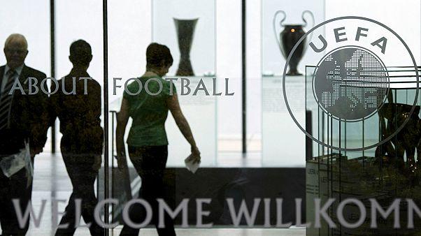 UEFA-Zentrale durchsucht - Keine Ermittlungen gegen Infantino