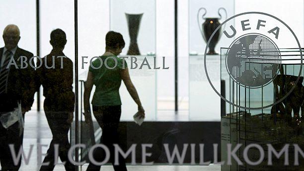 Suíça investiga contratos de direitos televisivos da UEFA