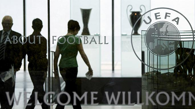 Perquisition au siège de l'UEFA