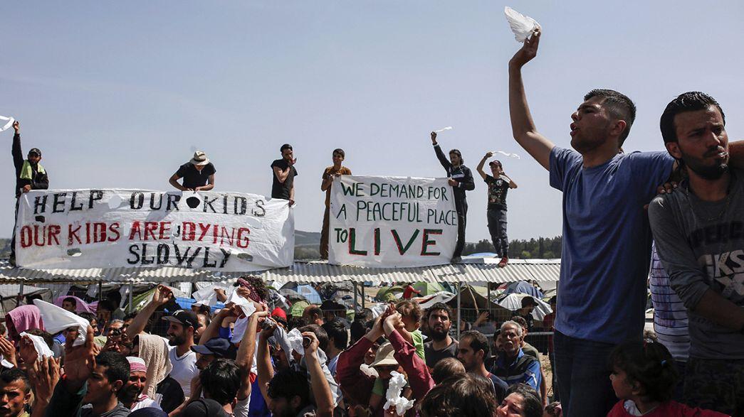 La Comisión Europea propone reformar el sistema de asilo para conseguir un reparto de refugiados más justo