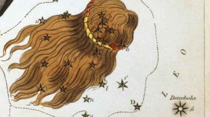 La chevelure de Bérénice
