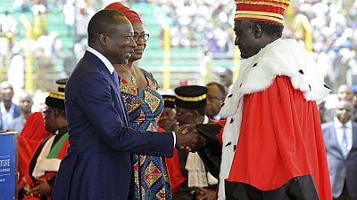 Benin: President Talon promises to serve with humility
