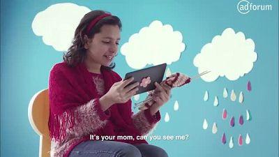 Call your mum (SOS Children's Villages International)