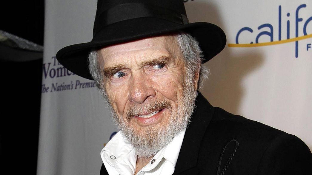 La légende de la country Merle Haggard s'éteint le jour de ses 79 ans